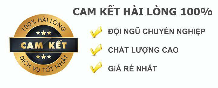 Cam kết chất lượng tại Siêu Thị cửa Việt