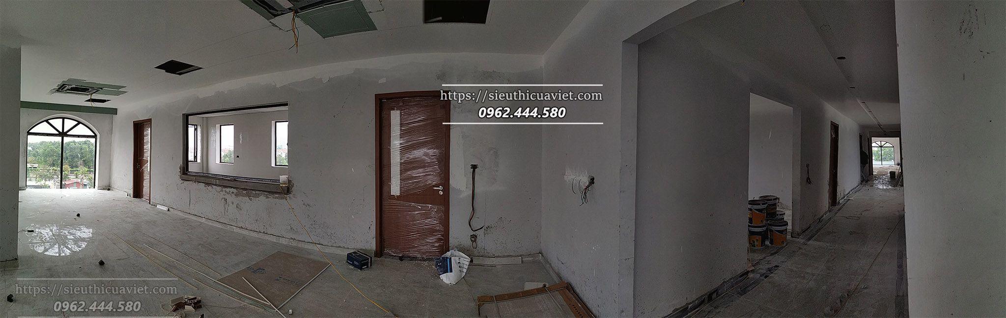 Cửa gỗ HUGE - GR301-2.2