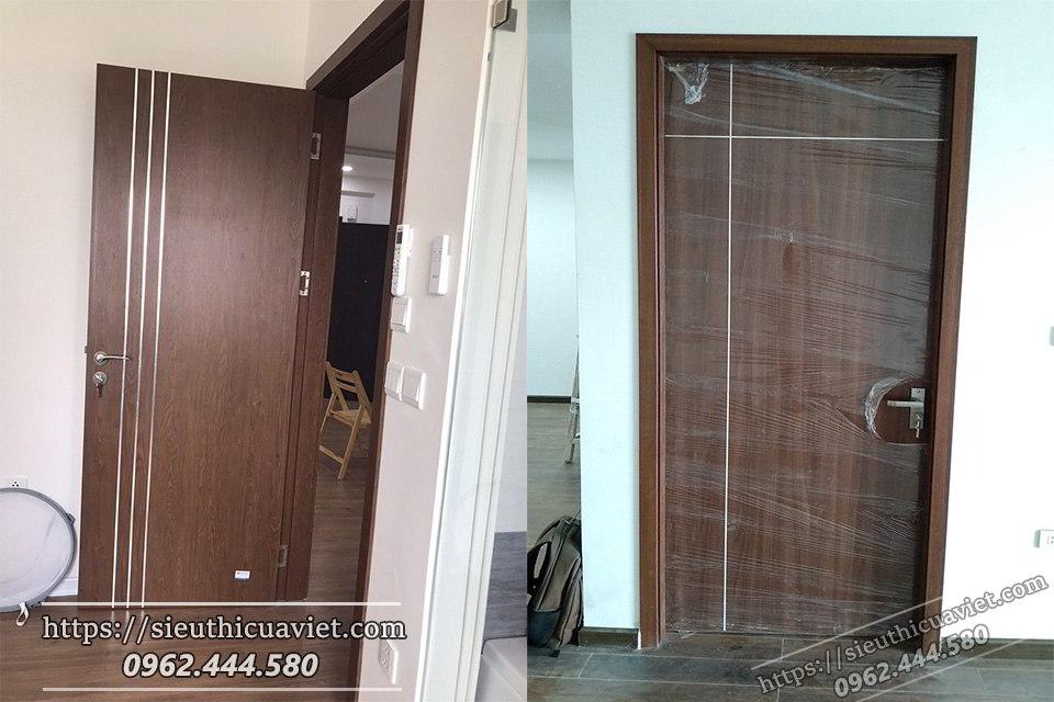 2 Mẫu cửa mang phong cách hiện đại - trẻ trung.
