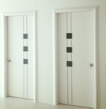 cửa gỗ Huge lắp đặt tại Vinhome
