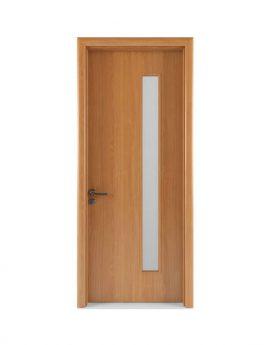 Mẫu cửa gỗ ô kính đẹp