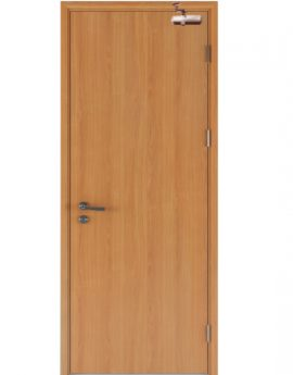 Hình ảnh cửa gỗ chống cháy chuyên dụng
