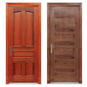 Bảng giá cửa gỗ tự nhiên