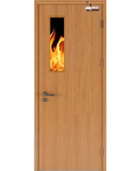cửa gỗ chống cháy chuyên dùng