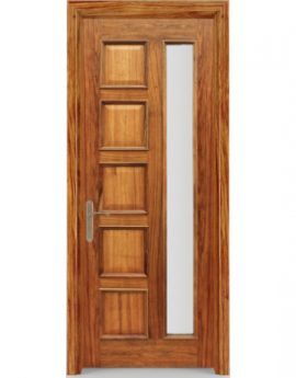 Mẫu cửa gỗ đẹp 2015