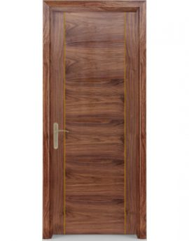 cửa gỗ óc chó tự nhiên