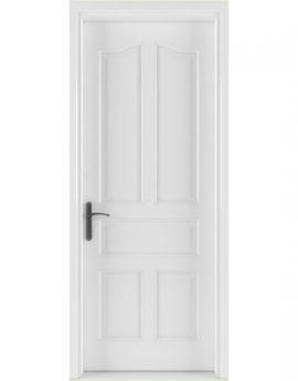 Địa chỉ đặt mua cửa gỗ sơn trắng ở Hà Nội