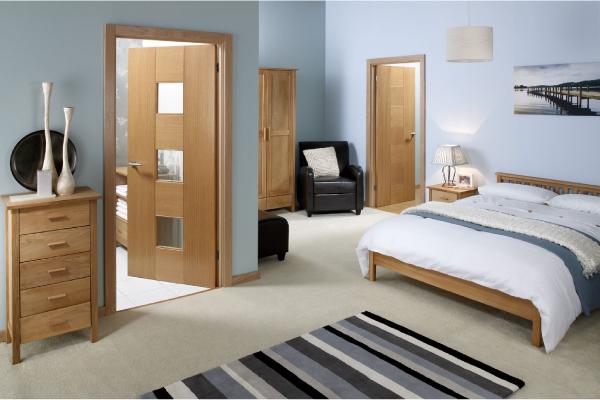 Ấm cúng không gian căn nhà với cửa gỗ Austdoor