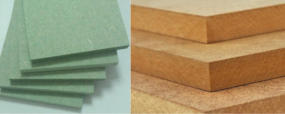 So sánh gỗ chịu nước với gỗ HDF thông thường
