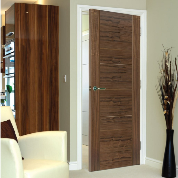 Cửa gỗ đẹp giá rẻ ở Hà Nội - Những cách giúp bạn lựa chọn một bộ cửa gỗ thông phòng Ngủ cực đẹp, bền và giá cả phải chăng