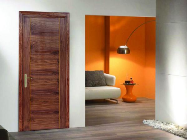 cửa gỗ công nghiệp đẹp
