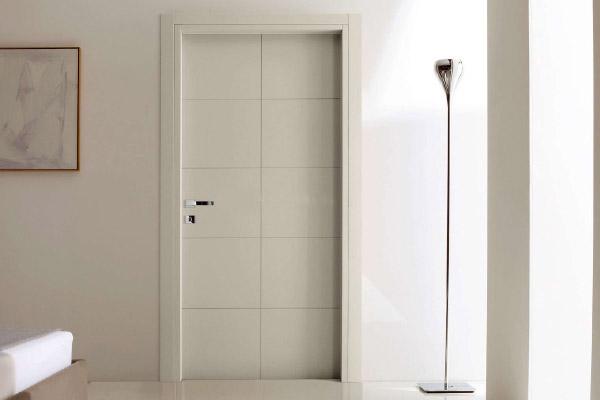 cửa gỗ trắng đẹp