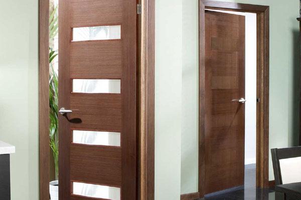 cửa gỗ đẹp hiện đại