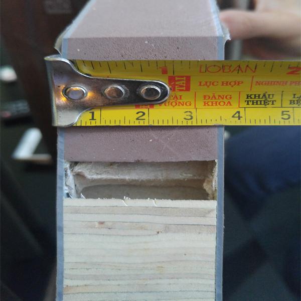 So sánh cửa gỗ Huge và cửa ABS