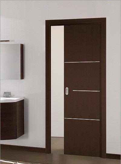 cửa gỗ lùa đẹp
