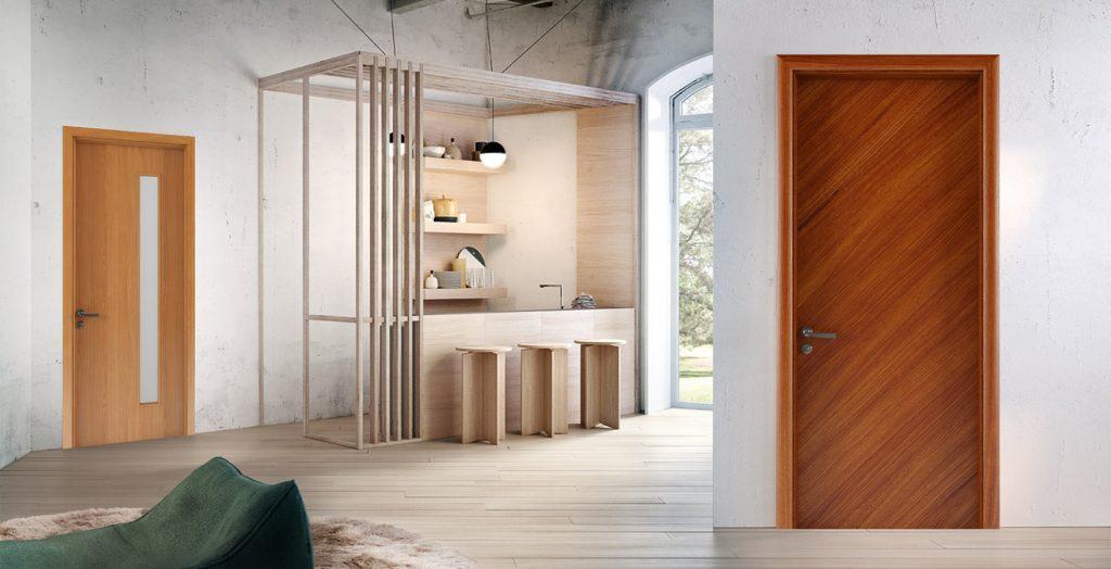 cửa gỗ Huge an toàn thân thiện với môi trường