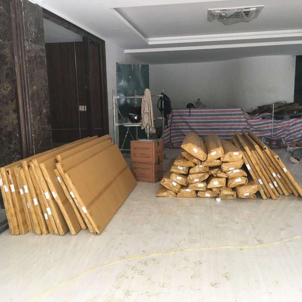 Cửa gỗ công nghiệp văn phòng