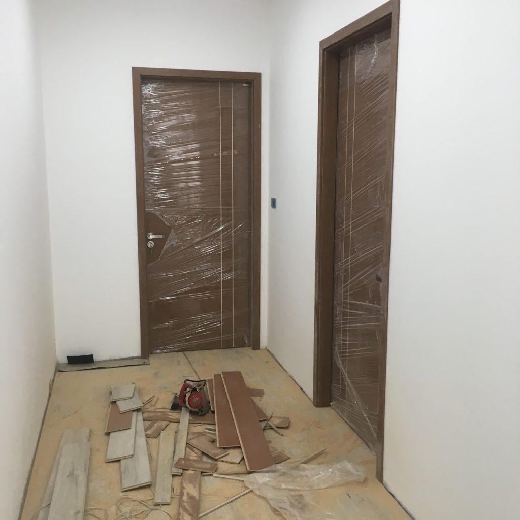 cửa gỗ cnc