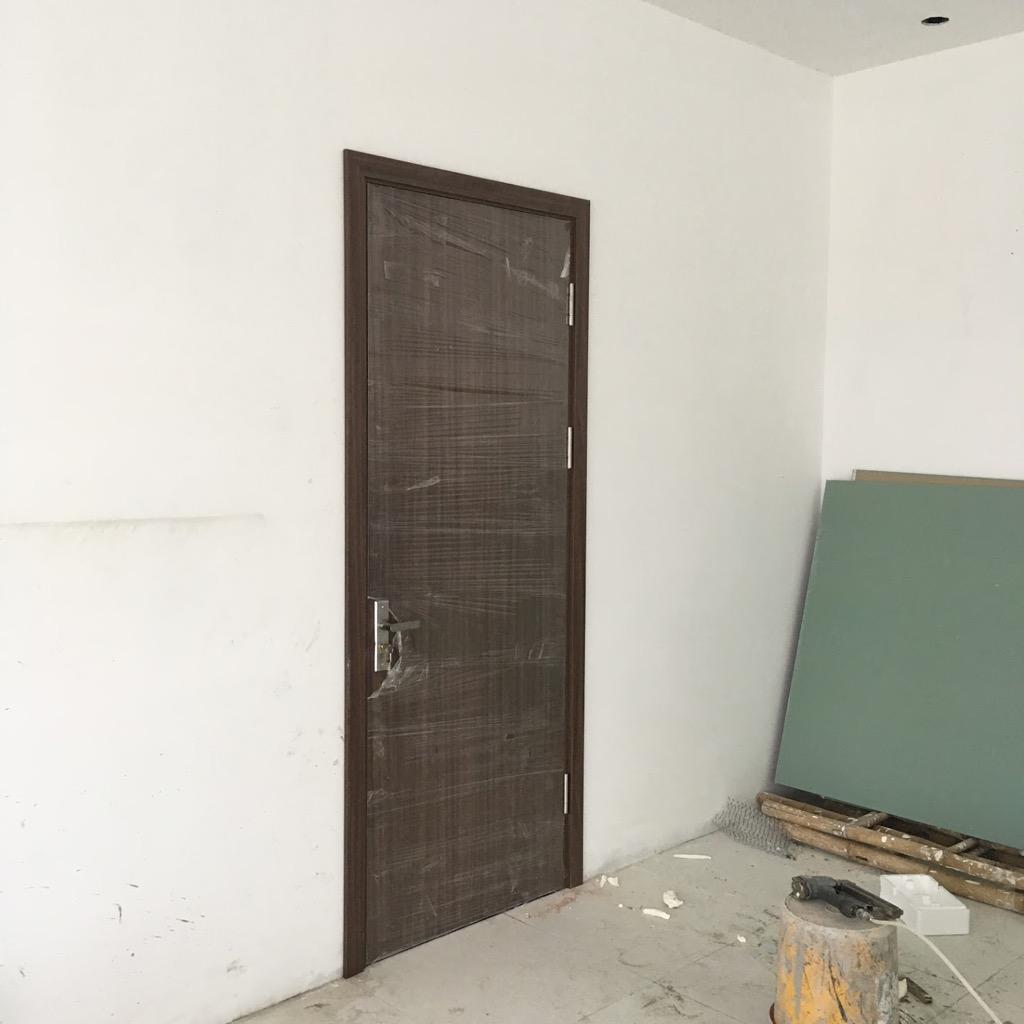 cửa gỗ Laminate đẹp