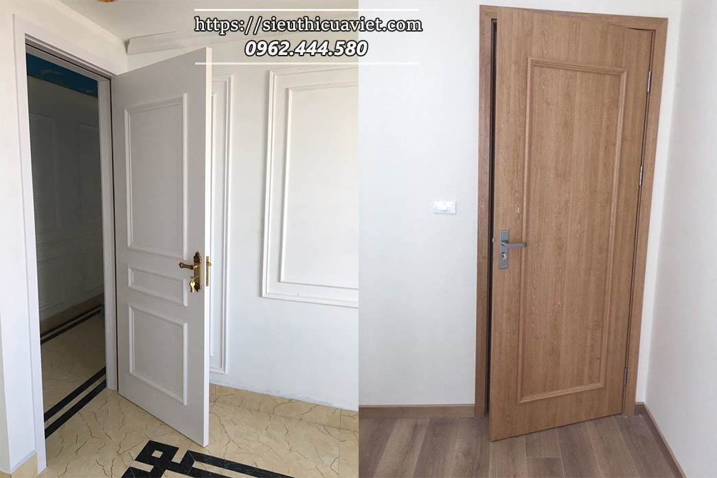 Mẫu cửa gỗ đẹp tháng 10