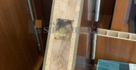 Kêt cấu cửa gỗ chống cháy