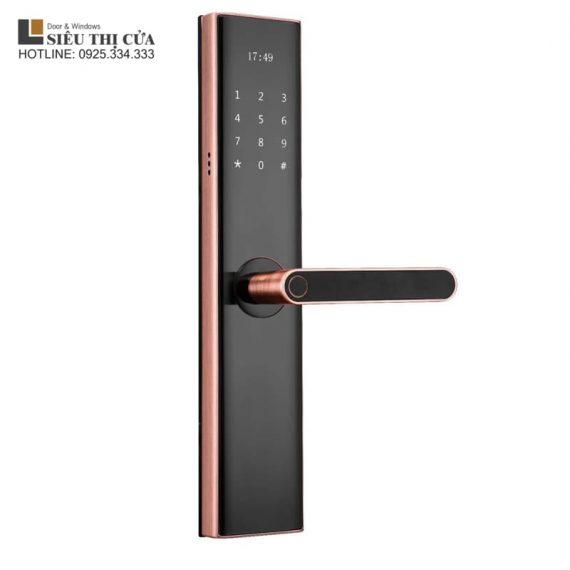 Khoá vân tay 4 chức năng THlock BTM103