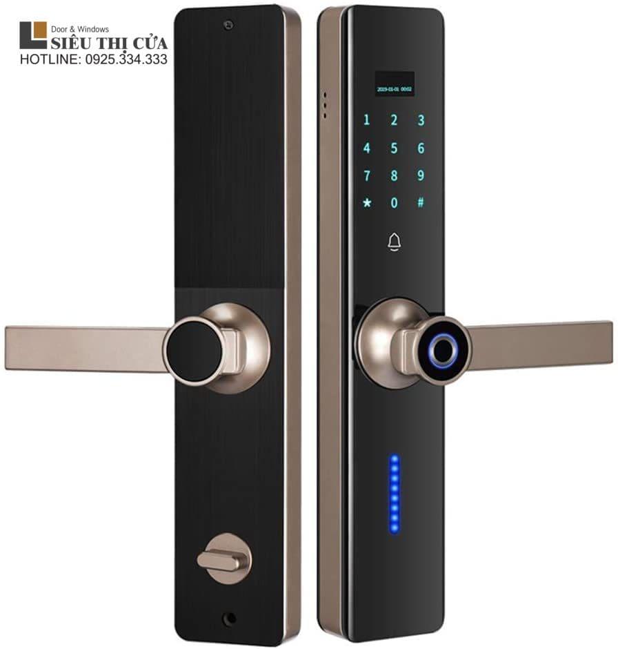 Khoá vân tay Thlock 4 chức năng BTM105